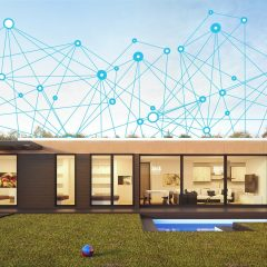 Vous souhaitez construire votre future maison ? Pensez à la domotique!